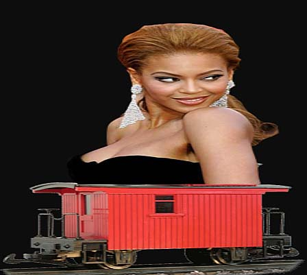 Beyonce Caboose