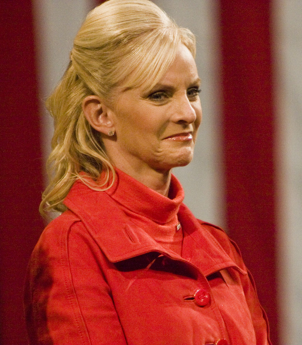 Cindy Mccain Affair: National Enquirer Claims Cindy McCain Is