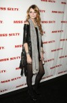 Miss Sixty Show Backstage Mercedes-Benz Fashion Week Bryant Park