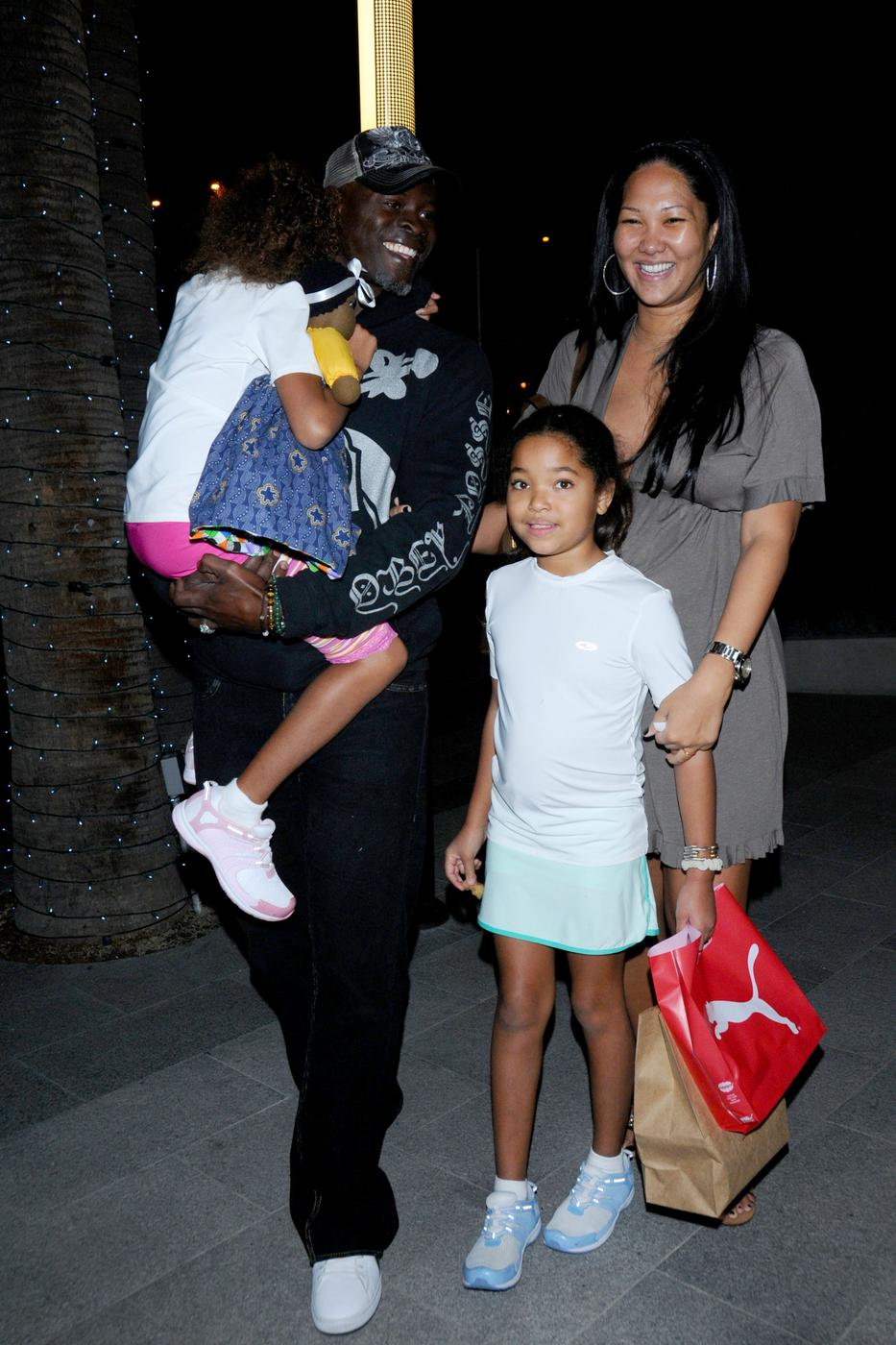 Kimora Lee Simmons' divorce