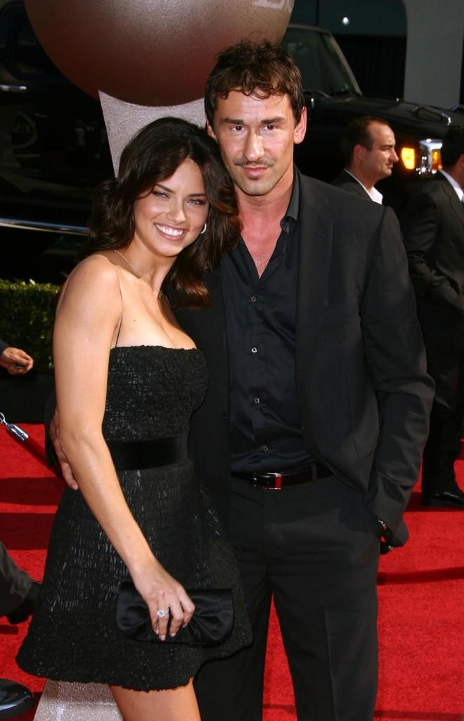 adriana lima husband. Adriana Lima is officially