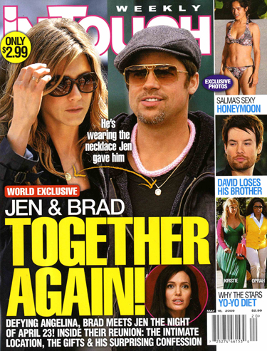 Brad Pitt Jennifer Aniston Breakup. big one - Brad Pitt