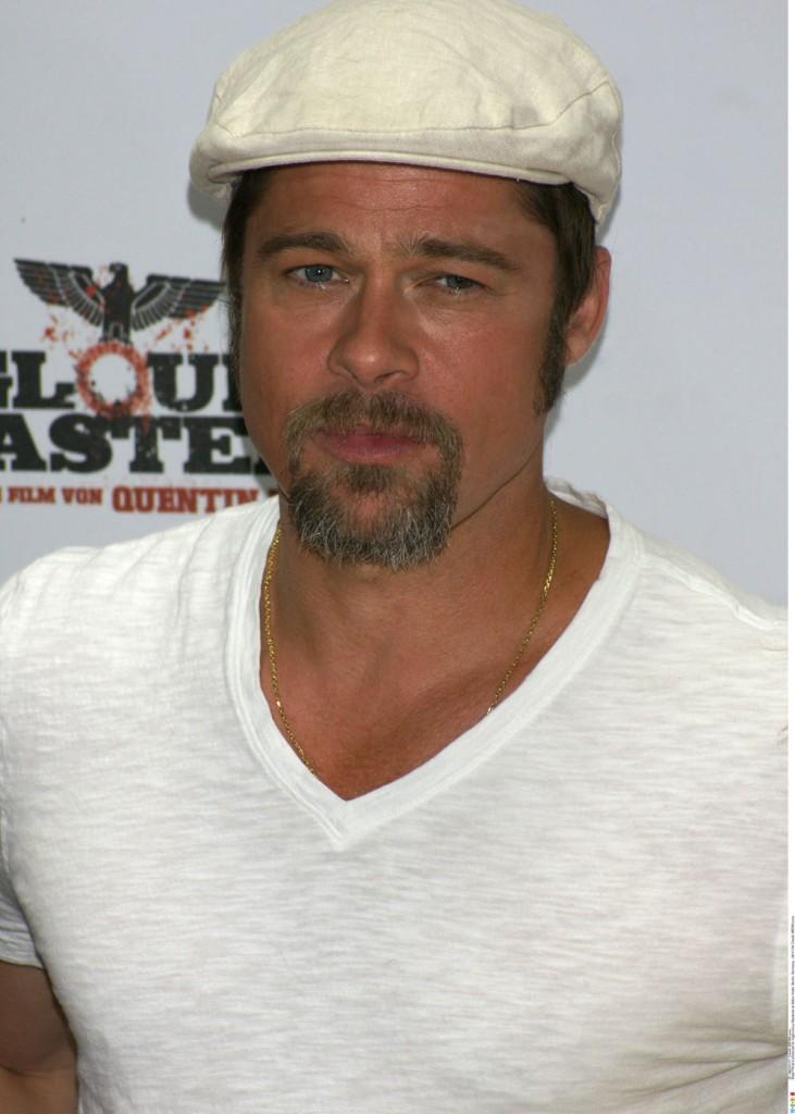 Brad Pitt Bicep