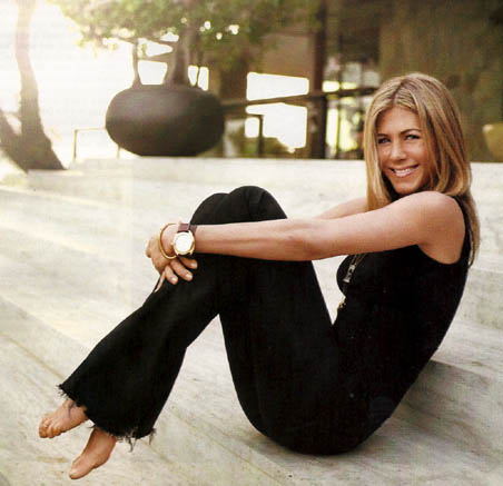 jennifer aniston home photos. that Jennifer Aniston was