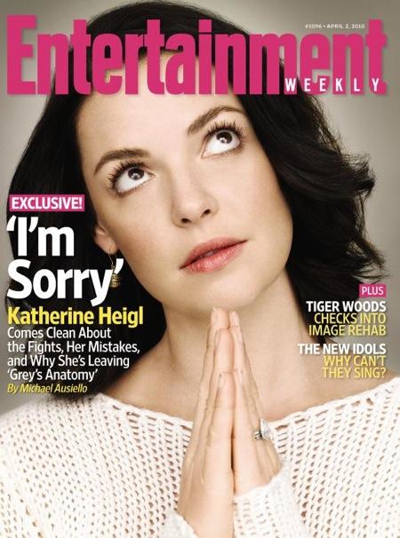 Cele bitchy katherine heigl comes clean addresses ungrateful diva image - Katherine heigl diva ...