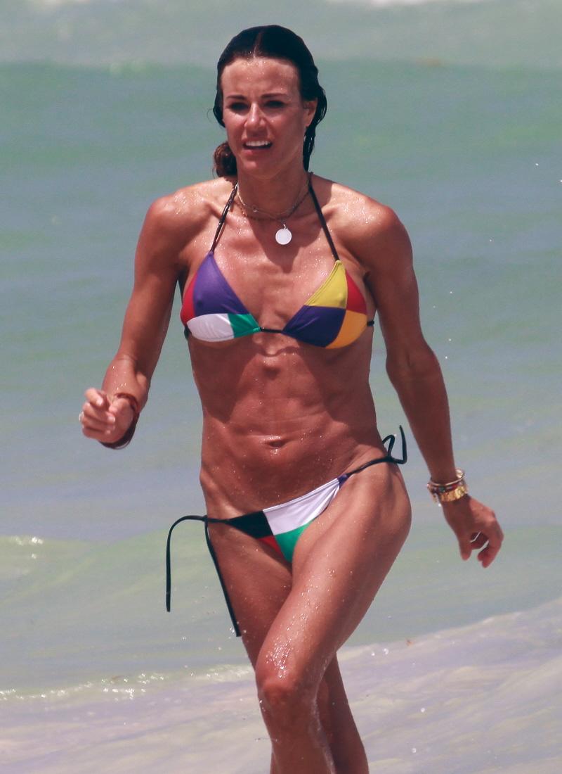 Bensimon's bikini body?