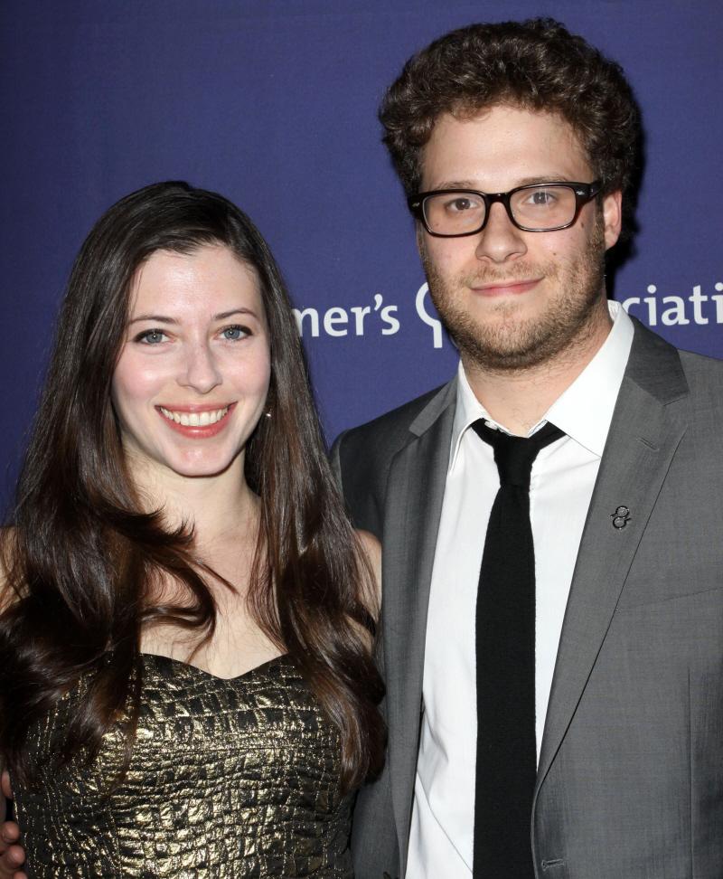 Seth Rogen Engaged