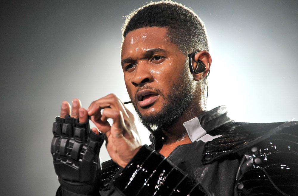 Cele|bitchy | Usher is firing his entire management team ...  Cele|bitchy | U...
