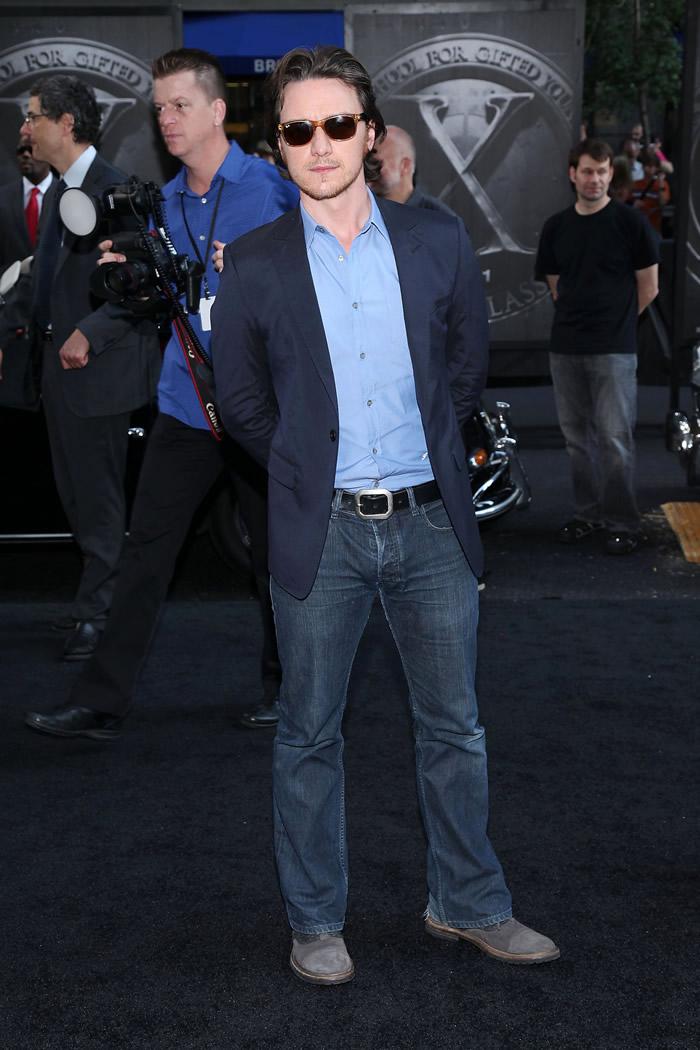 Cele Bitchy James Mcavoy On Brits Making Films For