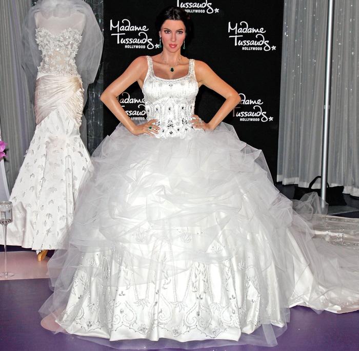 Kim Kardashian & Kris Humphries Were Married