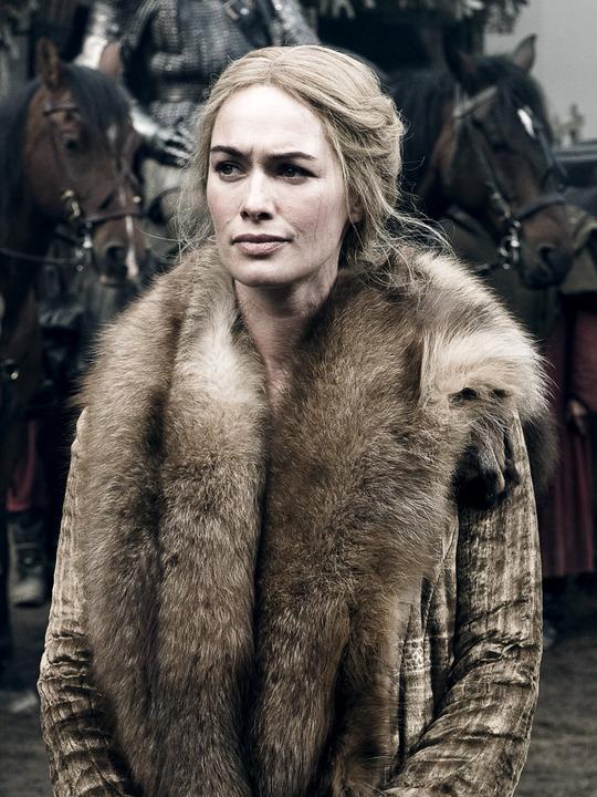 Celebitchy Game Of Thrones Lena Headey 1