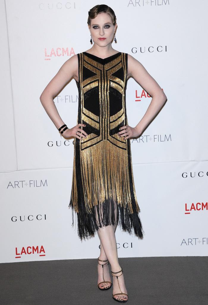 Cele|bitchy | Evan Rachel Wood vs. Camilla Belle: Who wore graphic ...