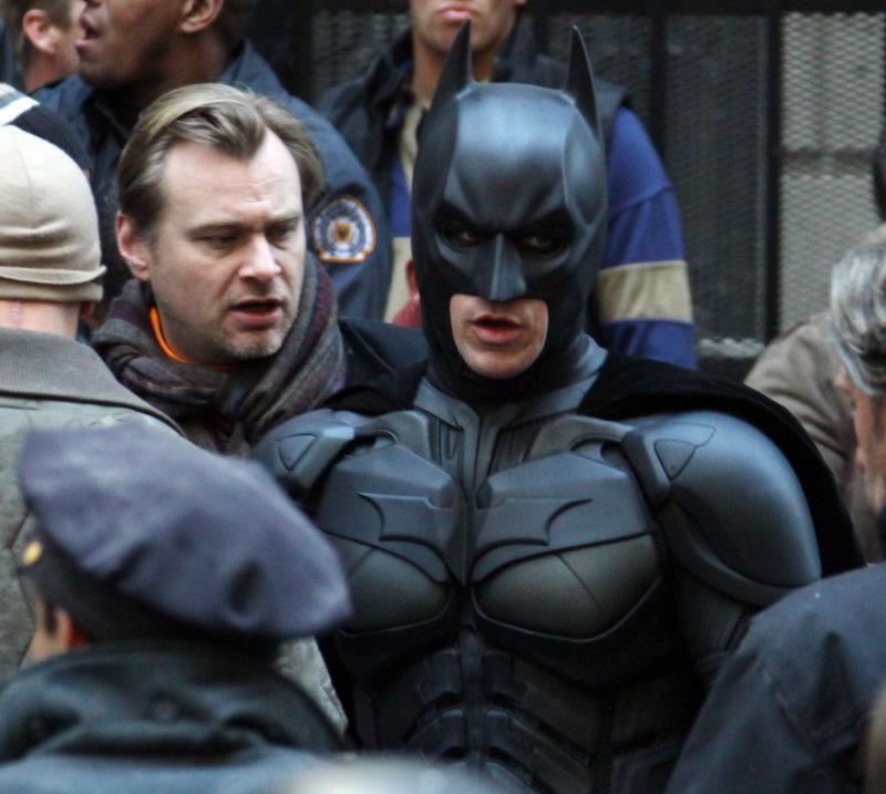 Matthew Modine Dark Knight Rises