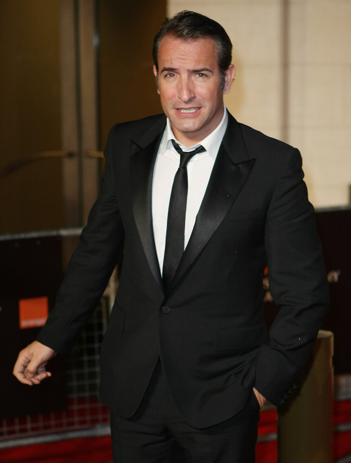 Cele bitchy jean dujardin wins the oscar for best actor for Oscar jean dujardin