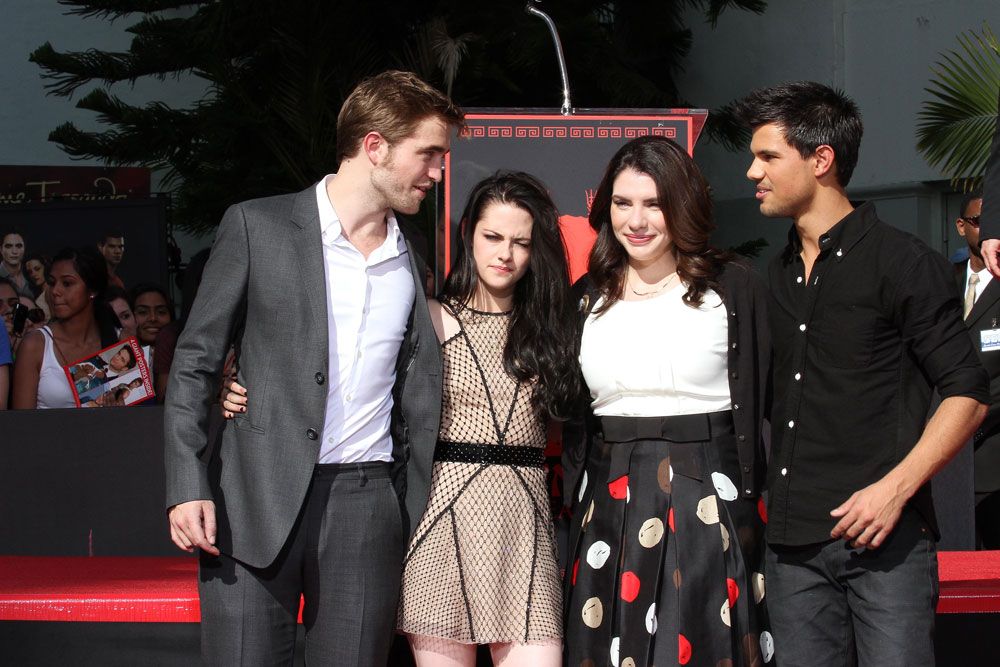 Stephenie Meyer Twilight Cast