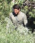 Semi-Exclusive... Tom Cruise On The Set Of 'Oblivion'