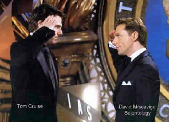 Tom Cruise David Miscavige