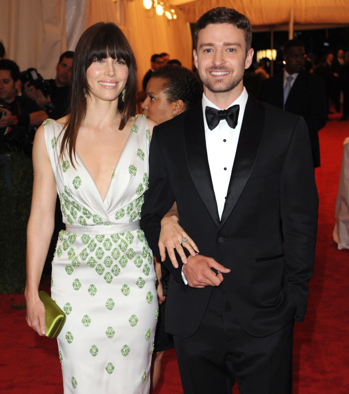 Jessica Biel Worries That Justin Timberlake