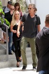 Semi-Exclusive... Britney Spears and Jason Trawick Head Out In Miami