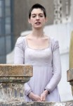 """Exclusive: Anne Hathaway Looks Thin On Set Of """"Les Miserables"""""""