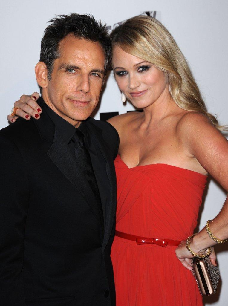 Cele bitchy   Jennifer Aniston dislikes Ben Stiller's ...