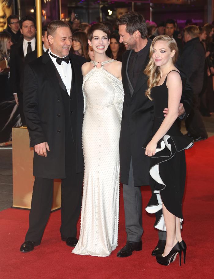 Russell Crowe Amanda Seyfried