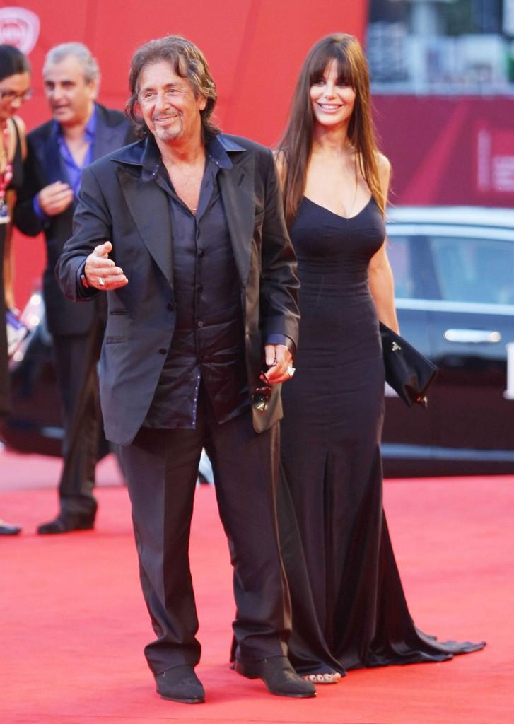 Cele|bitchy | Al Pacino, 72, has been with his 33 yo ...