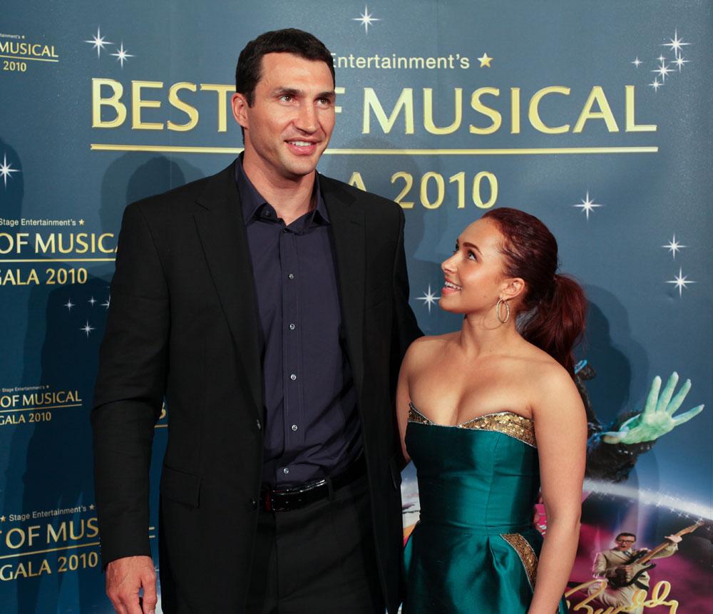 Hayden Panettiere & Wladimir Klitschko Are