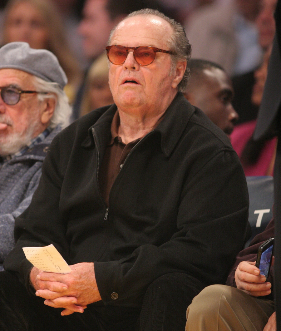Cele|bitchy | Jack Nicholson has retired 'without fanfare ...