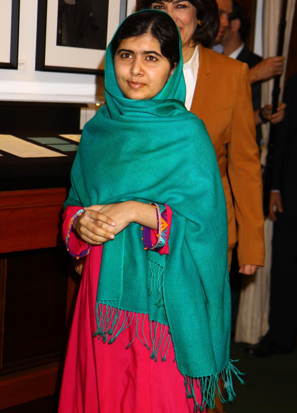 Cele Bitchy Malala Yousafzai Didn T Win The Nobel Peace