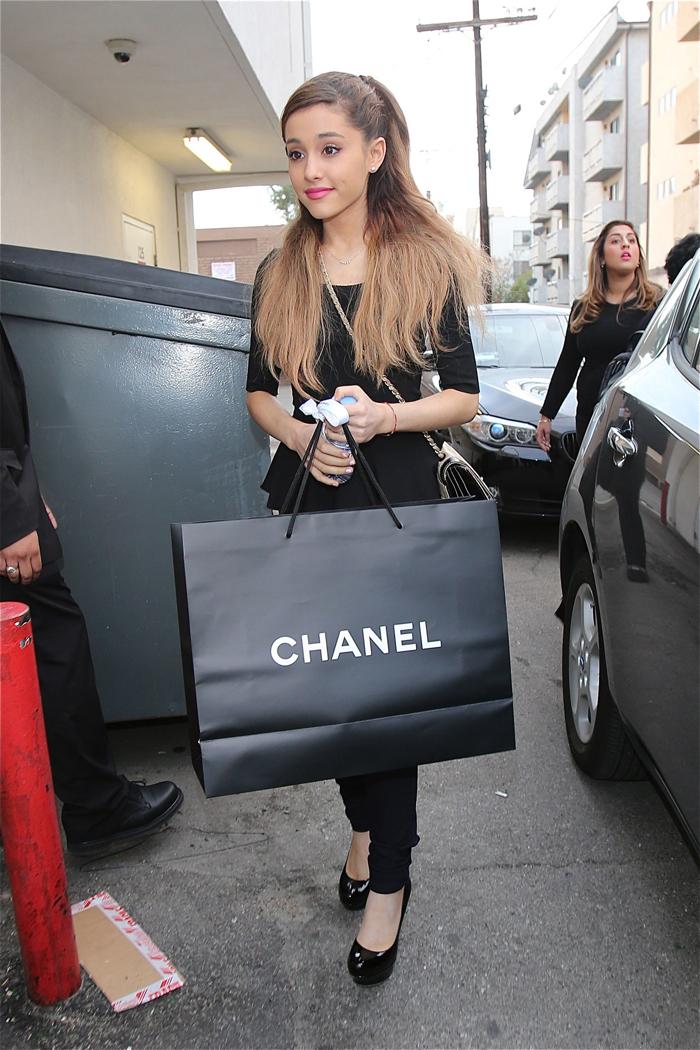 Ariana Grande's Beauty Evolution, from Cute Broadway Kid