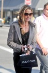 Joanna Krupa and Denise Richards head to lunch in beverly hills