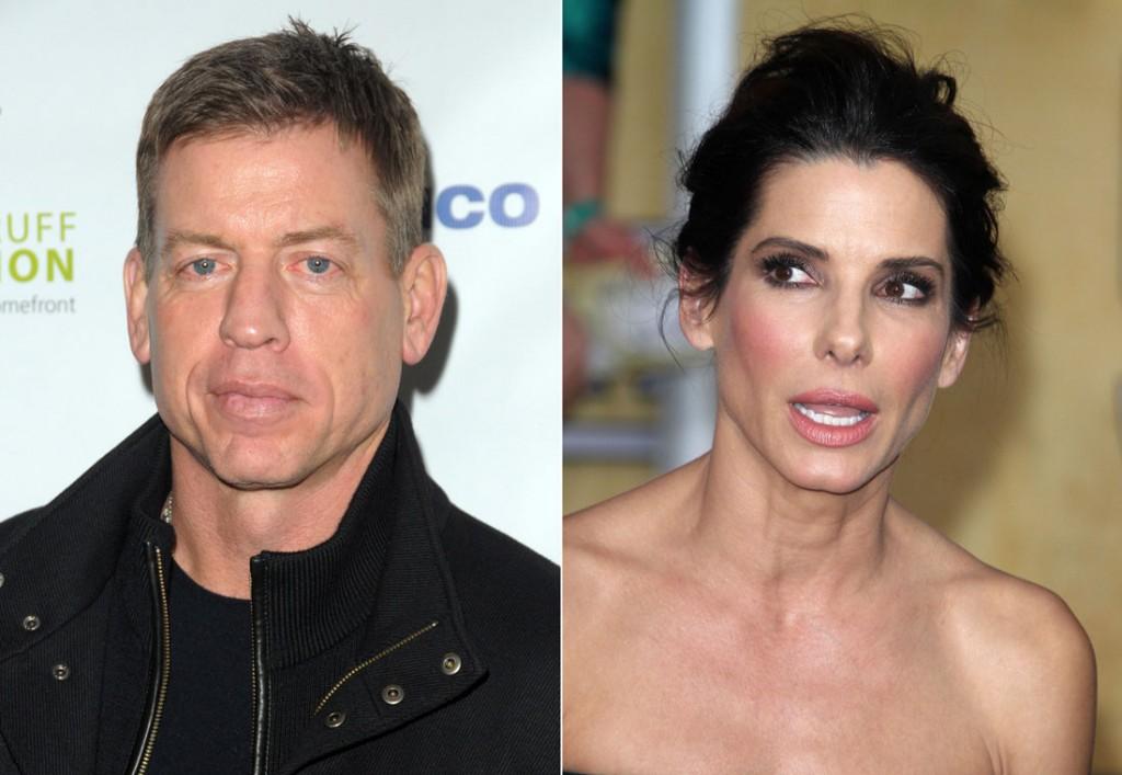 Sandra bullock is dating 7 Celebrity Couples You Totally Forgot Happened, Women's Health