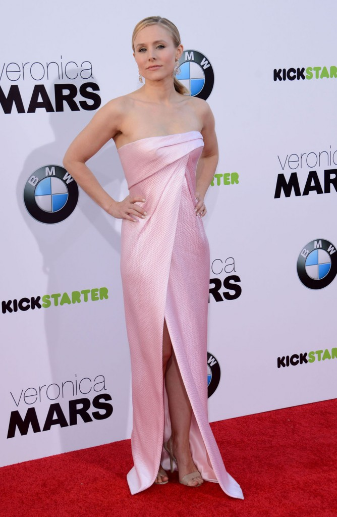 'Veronica Mars' Los Angeles Premiere