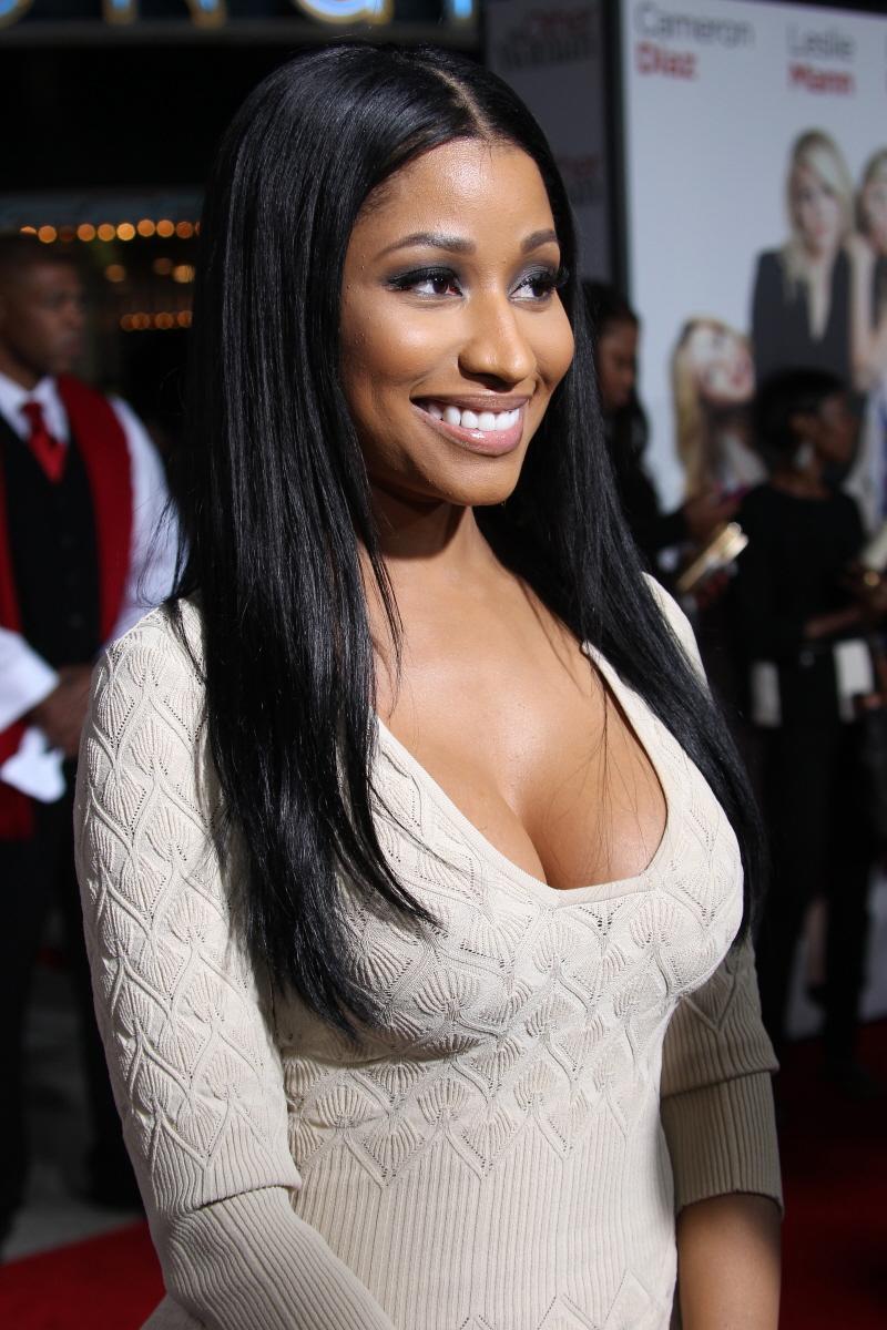 Black Celebrity Women Show Off Their Natural Hair