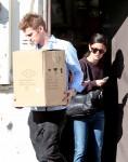 Semi-Exclusive... Hayden Christensen & Rachel Bilson Visit Practical Props