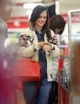 Rachel Bilson Shopping At T.J. Maxx