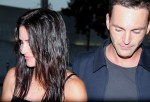 Courteney Cox and Johnny McDaid seen at Craig's restaurant in West Hollywood