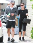 Courteney Cox & Johnny McDaid Lunch In Beverly Hills