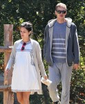 Pregnant Rachel Bilson Spends Her Birthday In Ventura