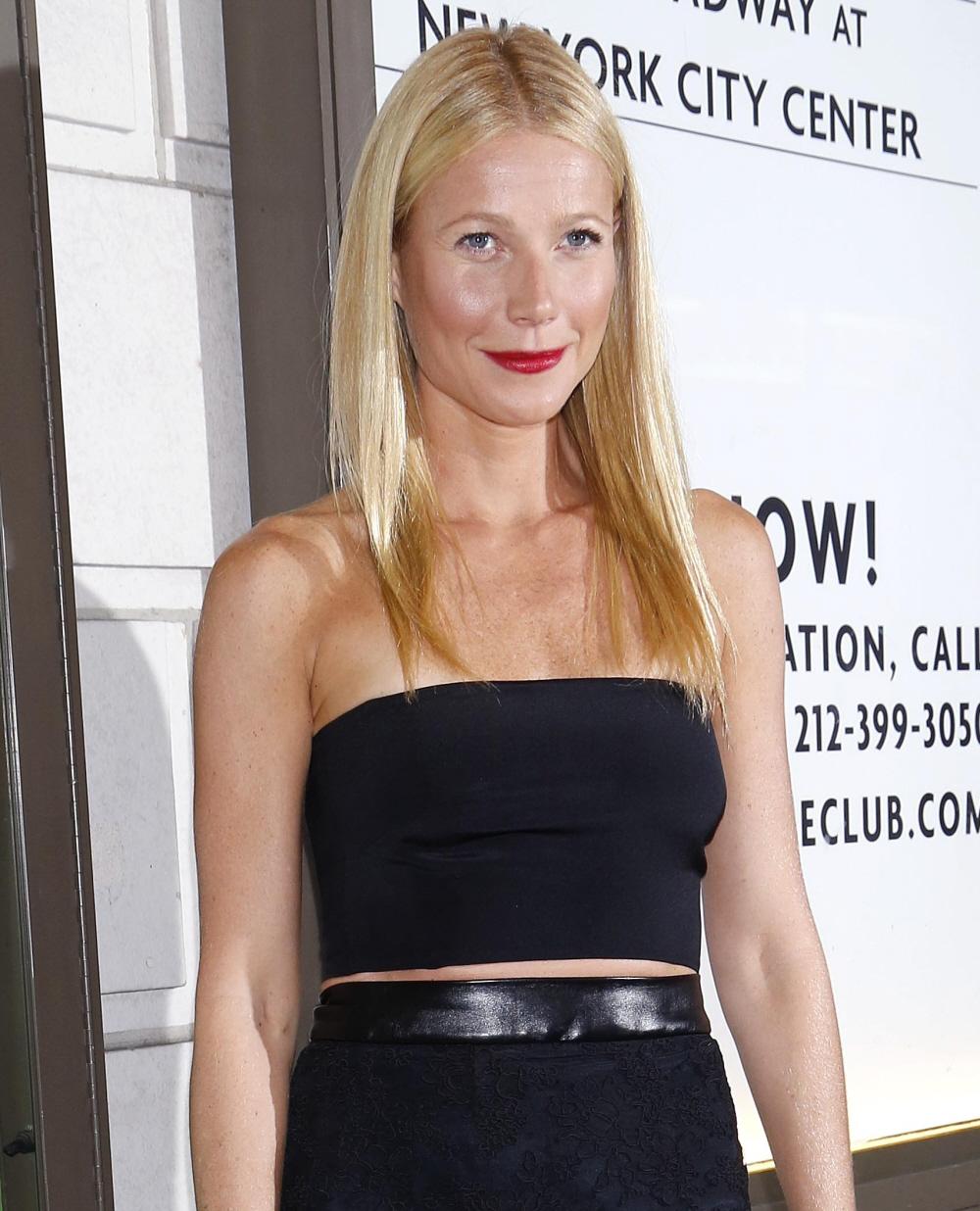 Is Gwyneth Paltrow feeling smug about Chris Martin & J-Law's split?  Probably.