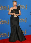 The 72nd Annual Golden Globe Awards -Press Room- in LA