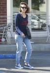 Exclusive... Jessica Alba & Family Stop By A Rite Aid Pharmacy