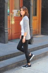 Bethenny Frankel seen out and about in Tribeca, NYC