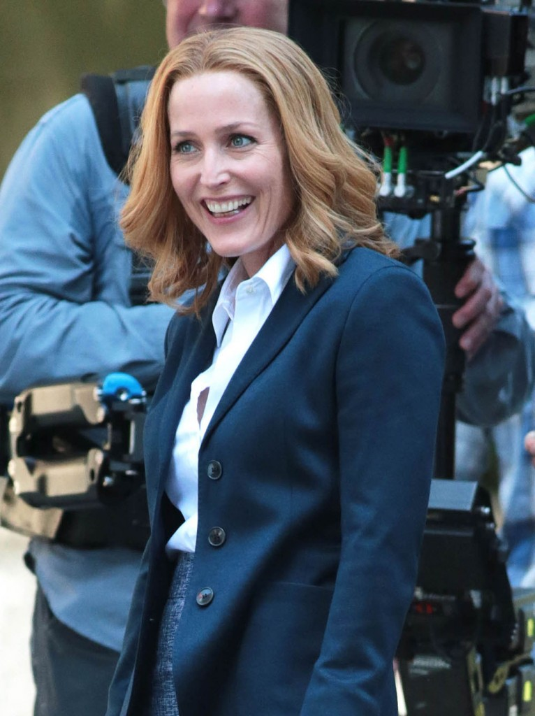 'The X-Files' Films In Vancouver