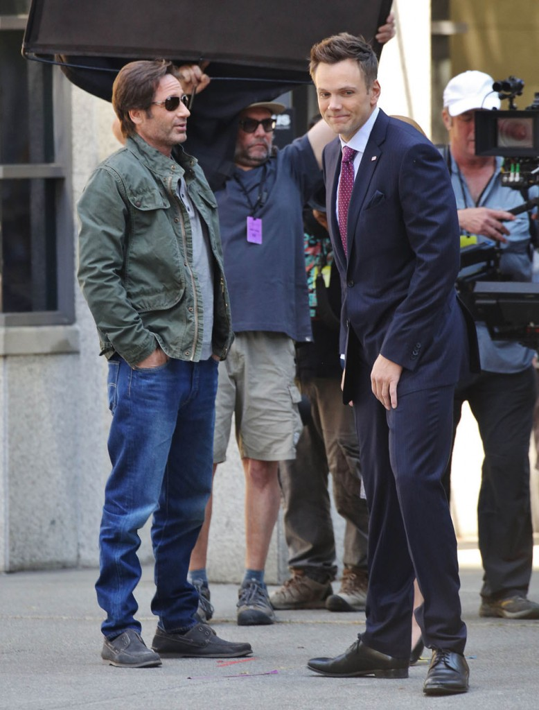 'The X-Files' Begins Filming In Vancouver