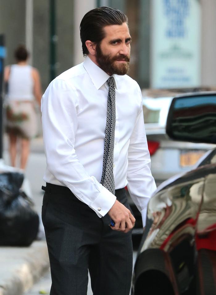 Cele|bitchy | Jake Gyllenhaal on his boxer body: 'I'm ... Jake Gyllenhaal Girlfriend