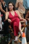 Olivia Wilde & Bobby Cannavale Filming In NYC