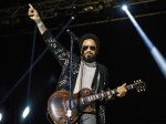 Lenny Kravitz Performing Live At The Hydrogen Live Festival