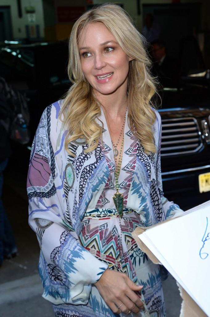 Jewel Visits AOL Studios In New York